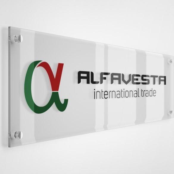 Alfa Vesta Logo Tasarımı