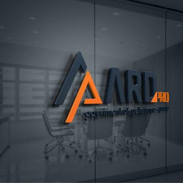 Ard Yapı Logo Çalışması